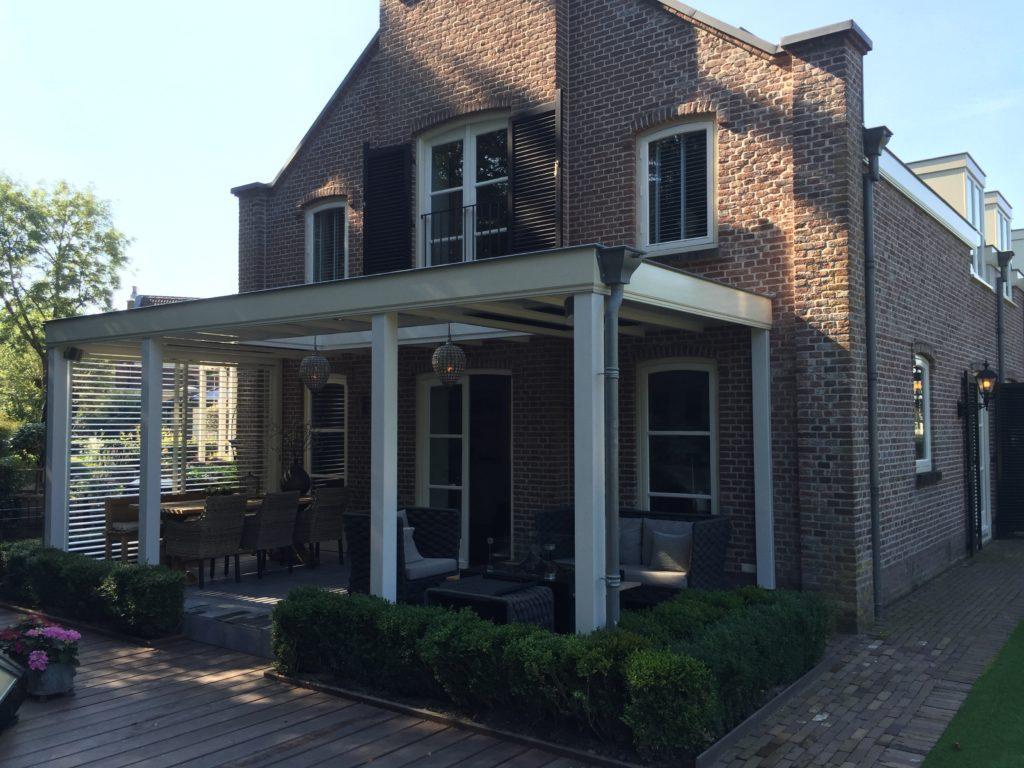 Foto s van veranda s kies de mooiste houten veranda verandaservice